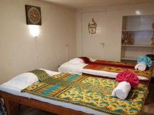 Claai Sabaai Thaise Massage Amersfoort salon dubbel bed