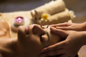 Anti-Stress korte Hoofd- en Nek-Massage van 30 minuten
