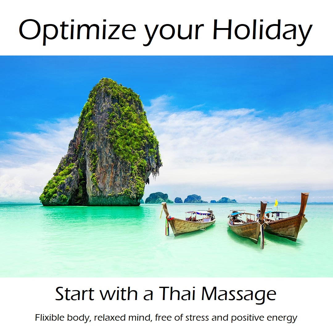 Optimize your Holiday