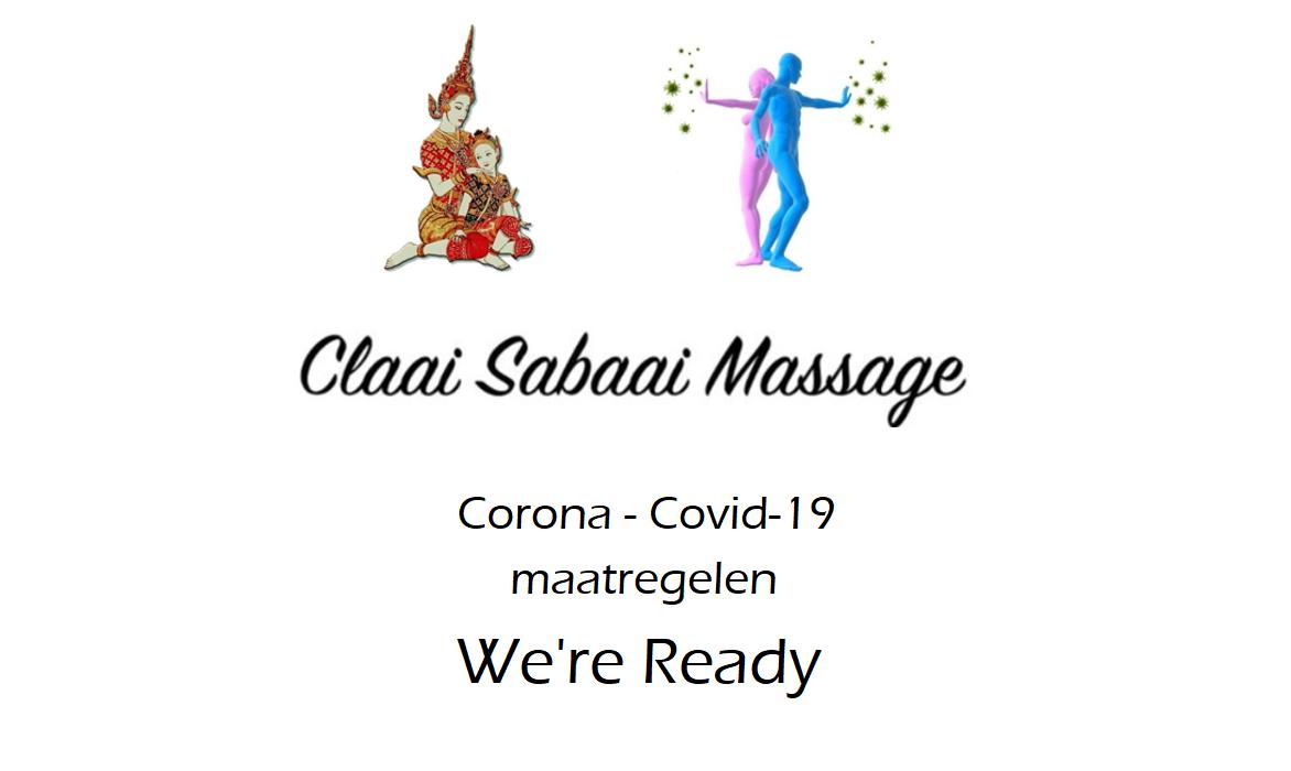 Coronavirus COVID-19 Immuunsysteem Stress Thaise Massage