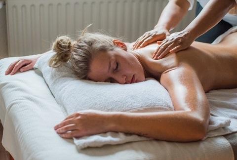 Thaise Aroma Ontspanning Massage