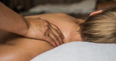 Massage voor 1 pers.